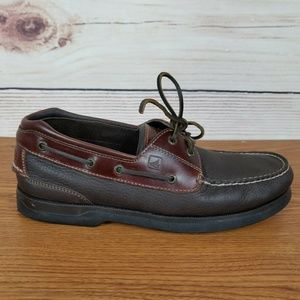 Sperry Top Sider CH08 Casual Boat Shoes Loafer 11M